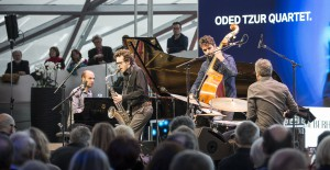 BMW Welt, Jazz Award, Oded Tzur Quartet, 31.1.2016.