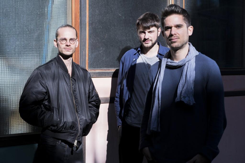 Philipp Eden Trio - Pressefoto