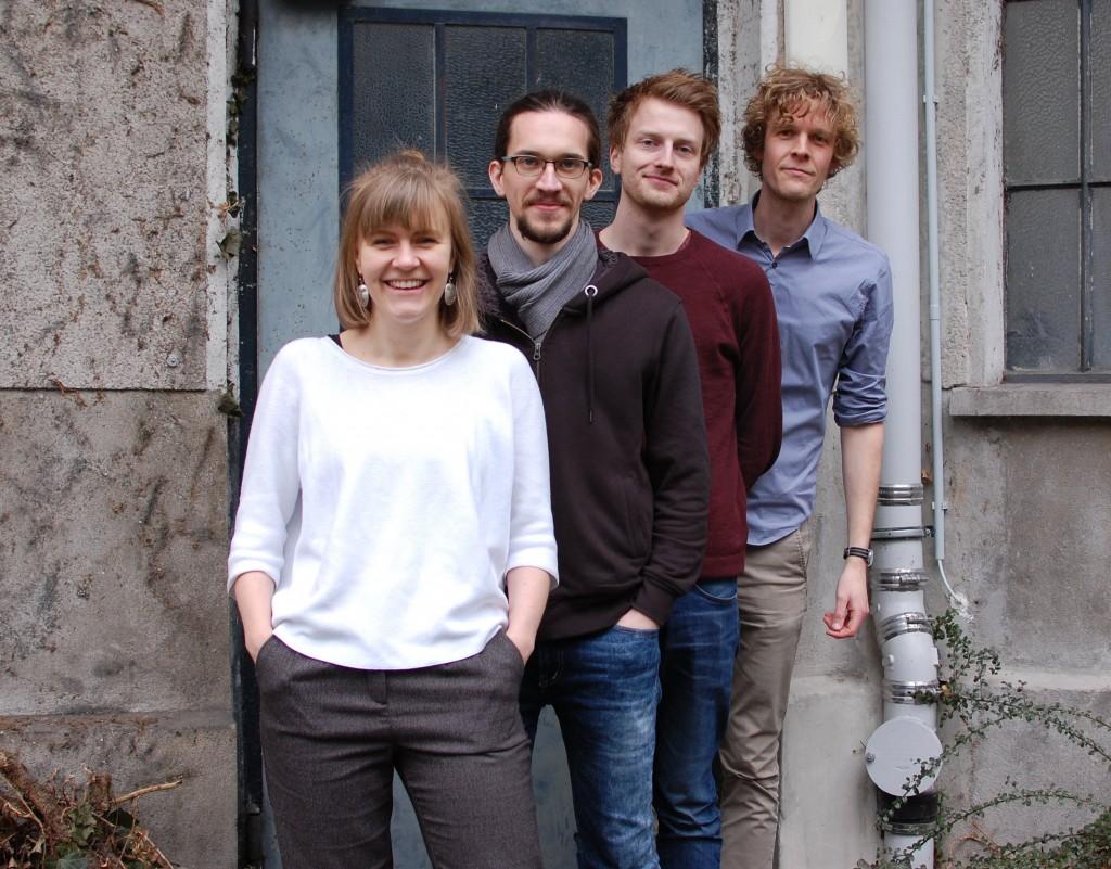 Bandfoto JULI Quartett